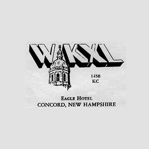 Radio WKXL - Concord News Radio 1450 AM