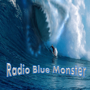 Radio Radio Blue Monster