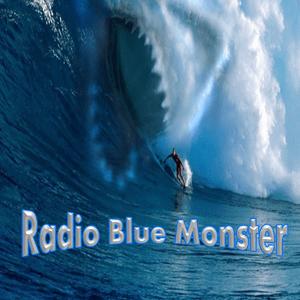 Radio Radio Blue Monster