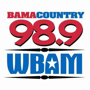 WBAM-FM - Bama Country 98.9