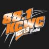 KCWC-FM - Rustler Radio 88.1 FM