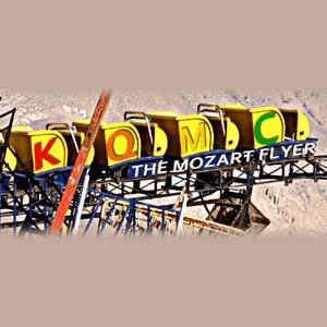 Radio KQMC-FM - The Mozart  Flyer 90.1 FM