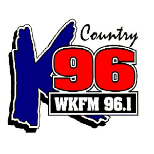 Radio WKFM - Country 96.1 FM