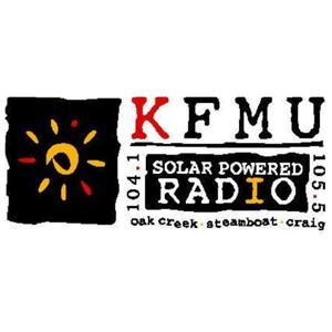 Radio KFMU Solar Powered Radio