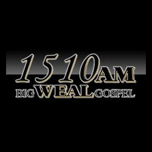 Radio WEAL - 1510 Big Weal Gospel