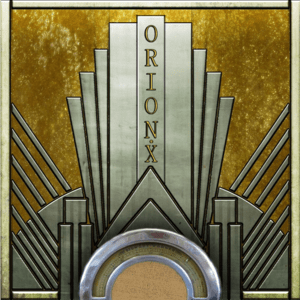 Radio Orion X
