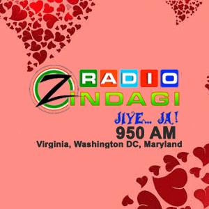 Radio WCTN - Radio Zindagi 950 AM