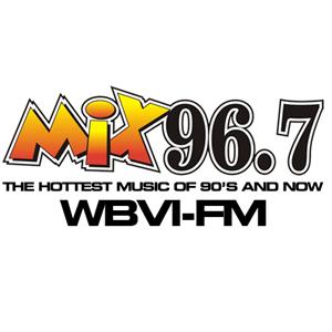 WBVI Mix 96.7