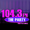 WCBH - The Party 104.3 FM