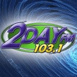 Radio KKJK - 2DAY FM 103.1 FM