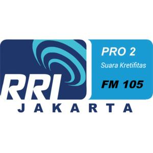 RRI Pro 2 Jakarta FM 105
