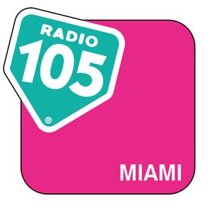 Radio 105 - Miami radio stream live and for free
