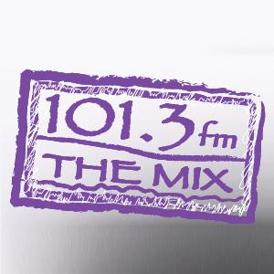 Radio KATY-FM - 101.3 The Mix