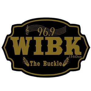 WIBK - The Buckle 96.9 FM 1360 AM