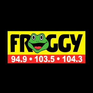 Radio WOGH - Froggy 103.5 FM