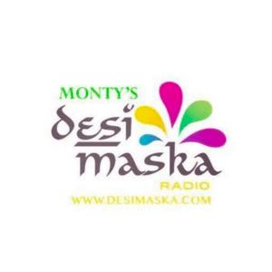 Radio Monty's Desi Maska