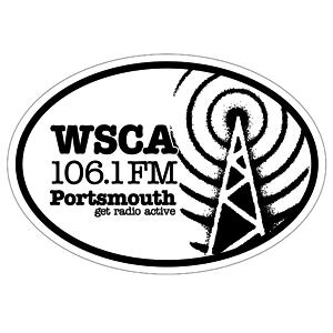 Radio WSCA - Portsmouth Community Radio 106.1 FM