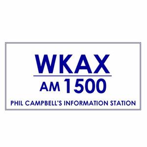 Radio WKAX AM 1500