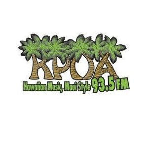 Radio KPOA - 93.5 FM Hawaiian Music Maui Style