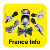 Podcast France Info  -  Info médias