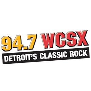 WCSX - Detroit's Classic Rock 94.7 FM