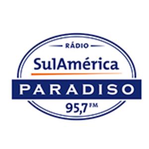 Radio Rádio Sulamérica Paradiso 95.7 FM