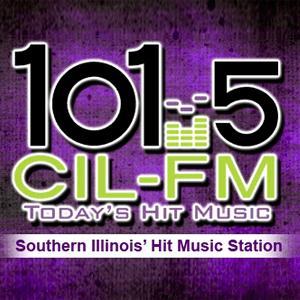 WCIL-FM - Today's Hit Music 101.5 CIL-FM