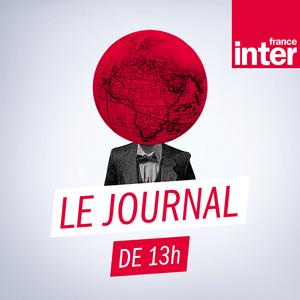 Podcast Journal de 13h00 - France Inter