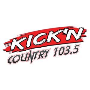 Radio WAKT-FM -  Kick'n Country 103.5