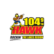 Radio WLKZ - 104.9 The Hawk
