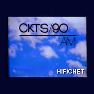 Radio CKTS 900