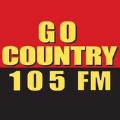 Radio KKGO - Go Country 105 FM
