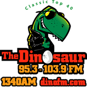 Radio The Dinosaur 95.3 - 103.9 FM