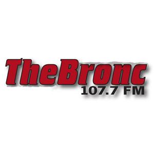 WRRC - The Bronc 107.7 FM