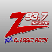 Radio KZFX Z-93.7 FM The Super Rock