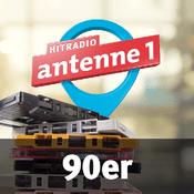 Radio antenne 1 90er