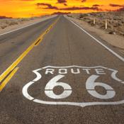 Radio driverroute66