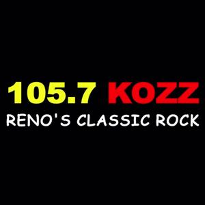 Radio KOZZ-FM - 105.7 FM