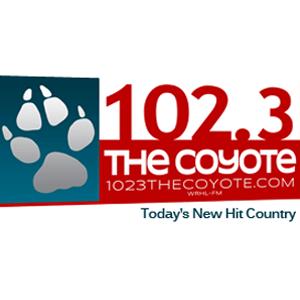 Radio WRHL-FM - The Coyote 102.3 FM