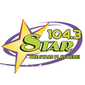 Radio KCAR-FM - Star 104.3 FM
