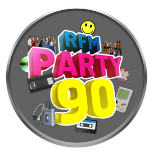 Radio RFM Party 90