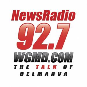 Radio WGMD - Talk of Delmarva 92.7 FM