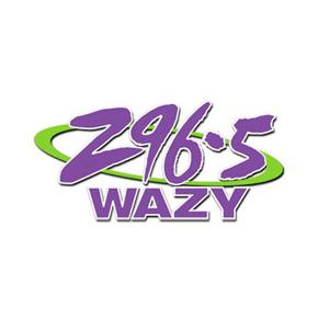 Radio WAZY-FM - Z96-5 FM