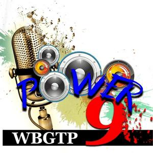 WBGTP POWER 9 RADIO