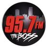 KOWN 95.7 FM The Boss
